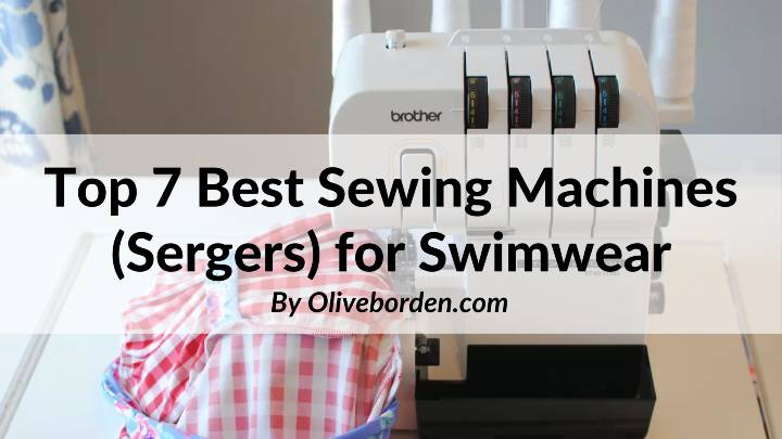 sewing machines for swimwear