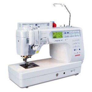 Janome MC6600 Sewing Machine
