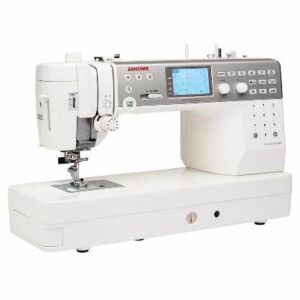 Janome mc6700p sewing machine