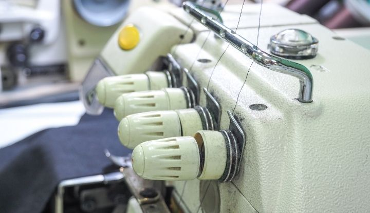 serger machine for home