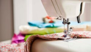 sewing knit fabric